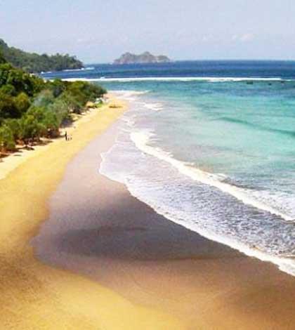 wisata pulau majengan