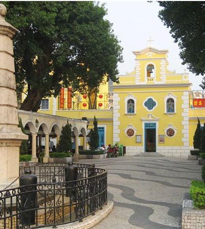wisata ke Pilau Macau Coloane
