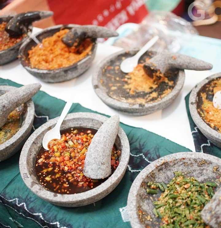 festival sambal
