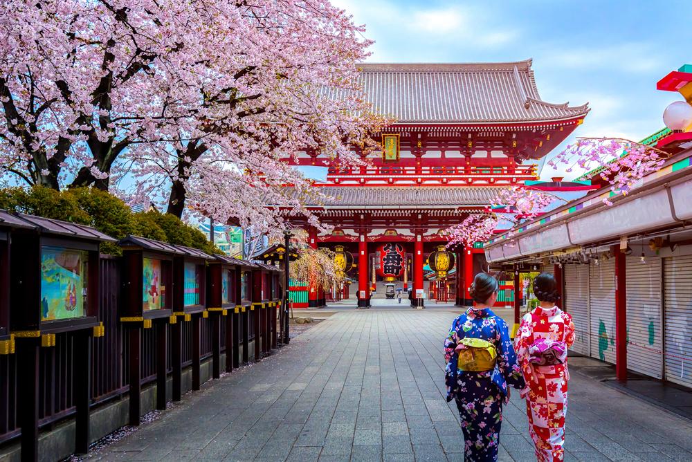 Sensoji-Tokyo-Japan