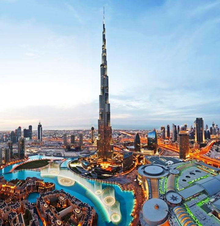 Wisata Burj Khalifa