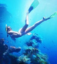 gambar diving di bali