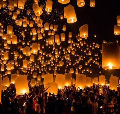 informasi festival nusa dua light